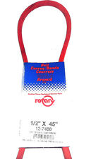 """7488/4L450 Rotary Belt Compatible With TORO 12-8260, 2-7139, 21-1810 (1/2X45"""")"""