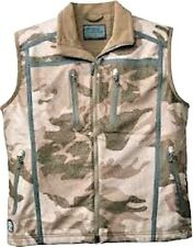 Cabela's Men's Alaskan Guide Wind Waterproof Outfitter Camo Silent Hunting Vest