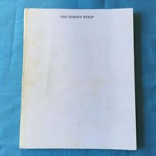 EVERY BUILDING ON THE SUNSET STRIP - FIRST EDITION BY ED RUSCHA