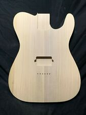 Telecaster Style Unfinished Guitar Body