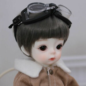 1/6 BJD Doll Boy Girl Free Eyes + Face make up Clothes Wig Jointed Body Toy GIFT