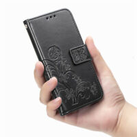 For OnePlus 7 Pro 6T 5T 3T Flip Pattern Leather Stand Case Wallet Card Cover