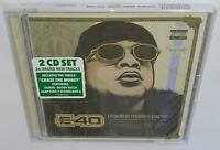 E-40 PRACTICE MAKES PAPER (2019) NEW SEALED 2CD RICK ROSS METHOD MAN REDMAN