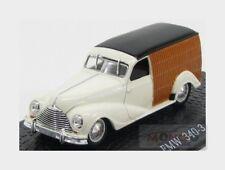 Emw 340-3 Van 1948 Ivory Black Wood EDICOLA 1:43 ED7167112