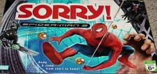 SORRY! Spider-Man 3 Edition Board Game Replacement Parts & Pieces 2007 Hasbro