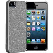 Housses et coques anti-chocs brillants en métal pour téléphone mobile et assistant personnel (PDA)