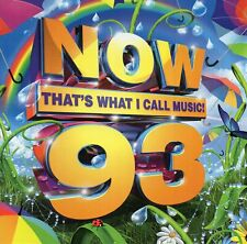 Now That's What I Call Music 93 - Various Artists (CD 2016) Original CD