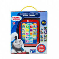 Thomas & Friends - Me Reader Electronic Reader and 8-Book Library - Pi Kids.