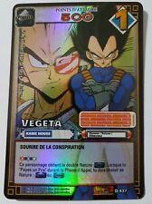 Carte Dragon Ball Z DBZ Cartes à Jouer et à Collectionner #D-437 Holo BANDAI