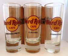 Hard Rock Cafe Classic Logo Shot Glasses