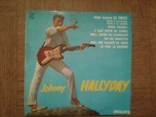 """Johnny Hallyday Vinyle 33 tours (25cm) """" Viens danser le twist """""""