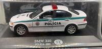New-Ray Italia - 1:43 BMW 320 Policia 2001 Slovakia Sealed MIB