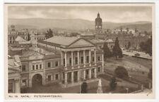 Panorama Pietermaritzburg South Africa postcard