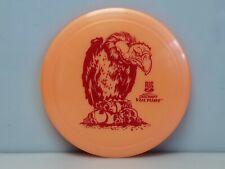 NEW Discraft Big Z Vulture Orange w/ Red Stamp166