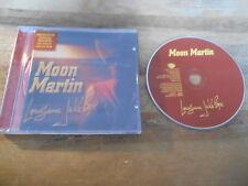 CD Blues Moon Martin - Louisiana Jukebox (10 Song) SONODISC EAGLE REC jc