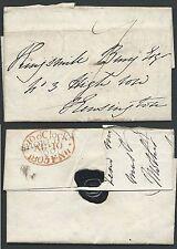 Handstamped Pre-Decimal British Stamp Covers