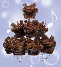 3 Etagen Muffinständer 13 Muffins Cupcace Ständer Etagere Törtchen Servierplatte