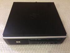 HP 8000 ELITE SFF DESKTOP 3.16 GHZ CORE 2 DUO E8500 4GB RAM 250GB SATA