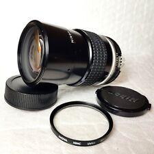 Nikon Nikkor 135mm f2.8 AI-S Telephoto Lens