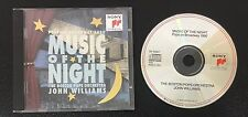 Music of the Night: Pops on Broadway 1990 by John Williams AUDIO CD