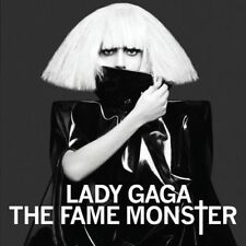 Lady Gaga ‎– The Fame Monster CD (China Edition) NEW