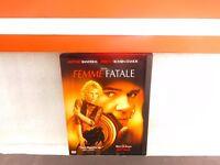 Femme Fatale Antonio Banderas on DVD
