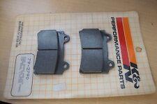 CARBON GRAPHITE BRAKE PADS K&N 79-2790 YAMAHA FZR250 FZR750 TZR125 TZR250 XVZ13D