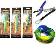 Fishing Tackle TROLLING Lures Pliers and Headwear