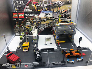 Lego Racers 8186 Street Extreme Tiny Turbo Racers with Box and Instructions