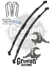 McGaughys Chevy S10 2/4 Lowering Kit 93108
