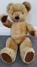 Vintage Chad Valley Teddy Bear with Label
