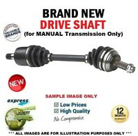 Brand New FRONT Axle Right DRIVESHAFT for SEAT EXEO 1.8 TSI 2010->on