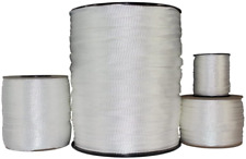 Polyester Pull Tape (5/8 inch) - Sgt Knots - Professional Grade Pre-Lubricated P