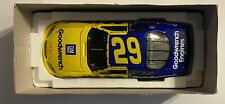 2004 #29 Kevin Harvick - GM GOODWRENCH - 1/24th SCALE #4352