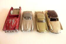 3 Dinky toys & 1 Solido   Réf 219