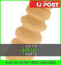 Fits AUDI A4 AVANT (8ED) 2004-2008 - Rear Bump Stop Bush Rubber