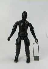 1982 Hasbro Gijoe ARAH Straight Snake Eyes GI Joe Figure