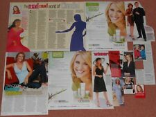 10+ TRACEY SPICER Magazine Clippings