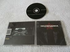 DEITIPHOBIA - Lo:Fi Vs. Sci:Fi, Import CD Album 1999, Eclectica Music #NSD-1809