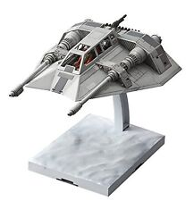 Star Wars Snow Speeder 1/48 Scale Model Kit From Japan
