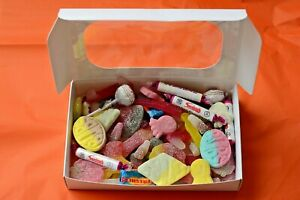 Pick n Mixers Vegan Sweets Pick n Mix - 500g Gift Box with Window