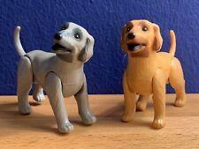 2 X Barbie Hund / Welpen  80er Jahre