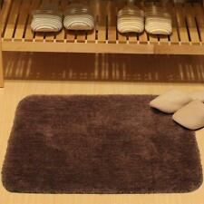 Bath Mat for Bathroom Rug Large Non-Slip Absorbent Luxury Soft Fluffy Microfiber