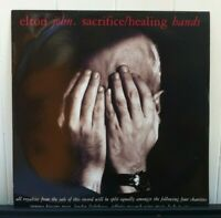 "Elton John Original 12"" Vinyl Single of Sacrifice and Healing Hands. UK EJS 2212"