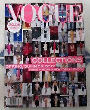 VOGUE PARIS Fashion COLLECTIONS Spring Summer 2017 NEW YORK Milan LONDON No 23