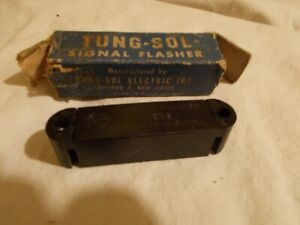 NOS 642 Parking Emergency Brake Signal Flasher 1958 ? Chevrolet Tung Sol