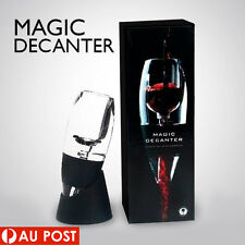 New Magic Decanter Essential Red Wine Aerator Sediment Filter Pouch