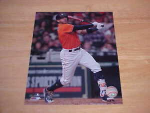 Carlos Correa Astros Action Officially LICENSED 8X10 Photo FREE SHIPPING 3/more