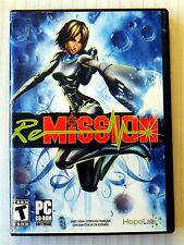 Re-Mission ~ Rare 3 Disc PC CD-ROM Video Game ~ Computer Remission