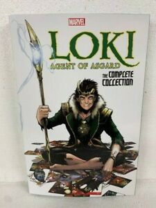 Marvel LOKI AGENT OF ASGARD COMPLETE COLLECTION TPB Paperback - NEW